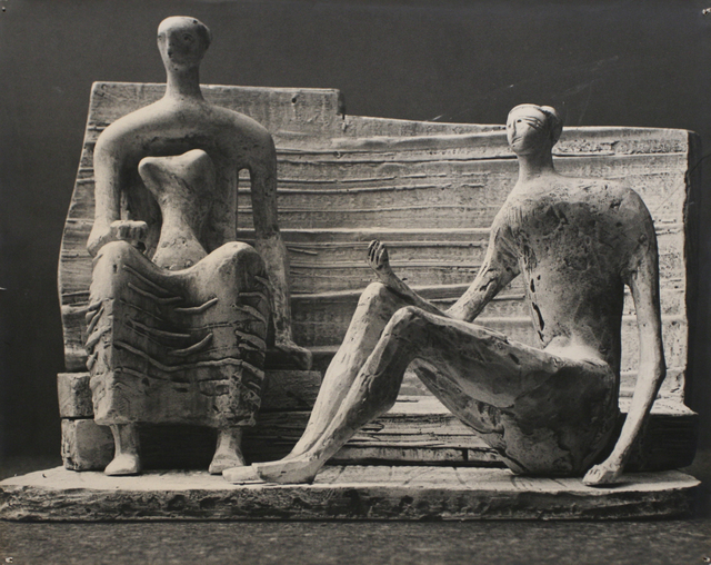 , 'Preliminary Ideas for Unesco Sculpture,' 1956, Bruce Silverstein Gallery