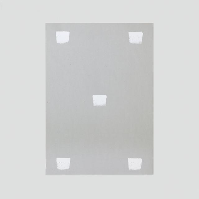 Niele Toroni, 'Impronte di pennello n.50 a intervalli di 30 cm', 1999, A arte Invernizzi