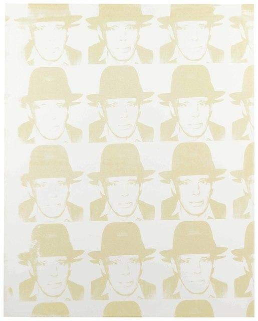 Andy Warhol, 'Joseph Beuys', circa 1980, Christie's