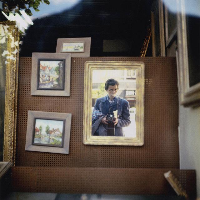, 'Self-portrait,' ca. 1950, Les Douches La Galerie
