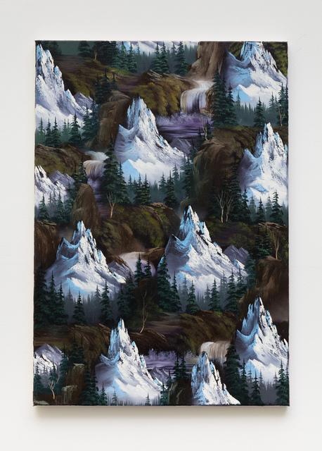 , 'Grand Teton,' 2017, Anat Ebgi