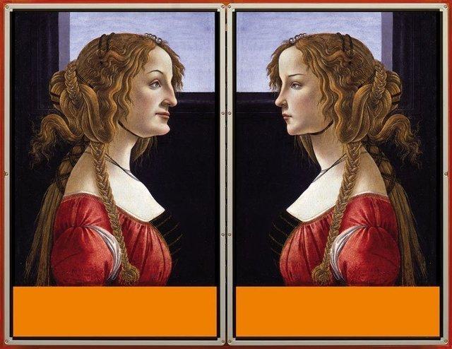 , 'Between Simonetta,' 2011, Carroll / Fletcher