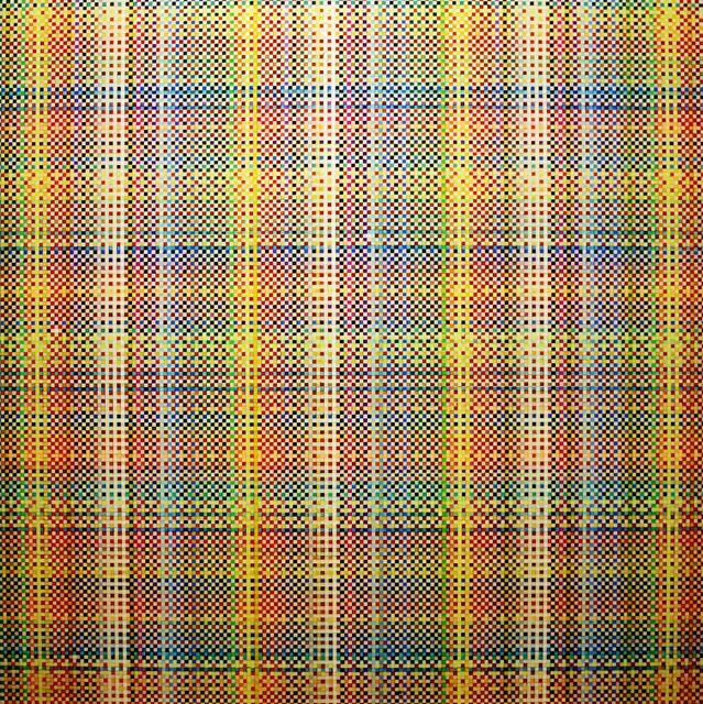 , 'C/U_cmx-cmx_(w)_II,' 2017, Micheko Galerie