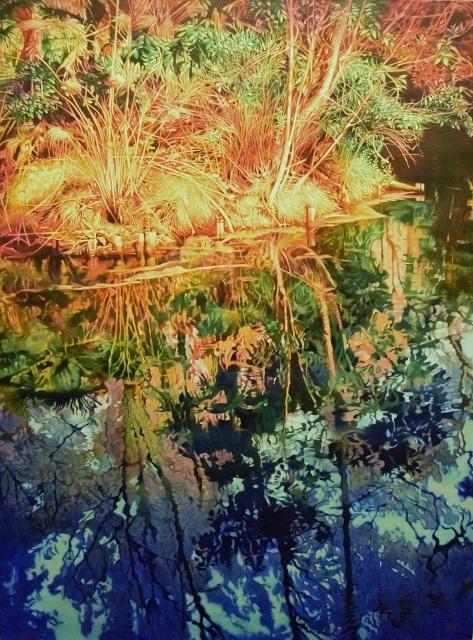 Yasushi Ikejiri, 'Kingfisher', 2018, SEIZAN Gallery