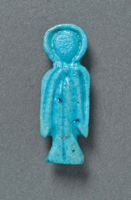 , 'Ankh amulet. Egyptian, Late Period.,' 525-305, Legion of Honor