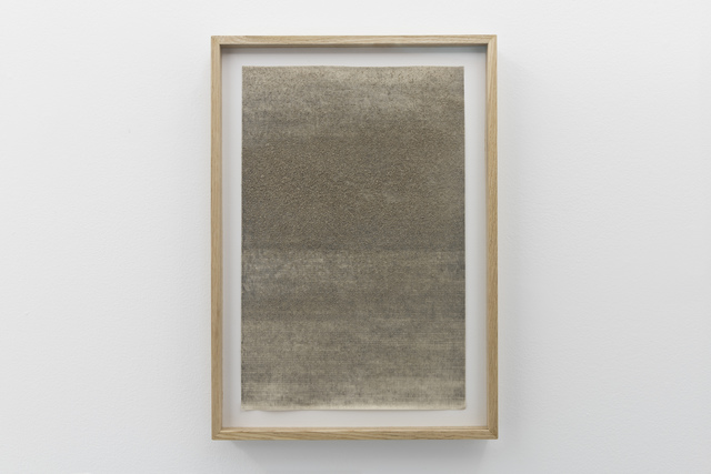 , 'Gris,' 2017, the Goma