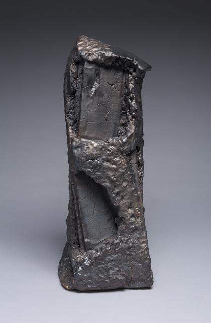 , 'Monolith, Bronze,' 2018, LACOSTE / KEANE GALLERY