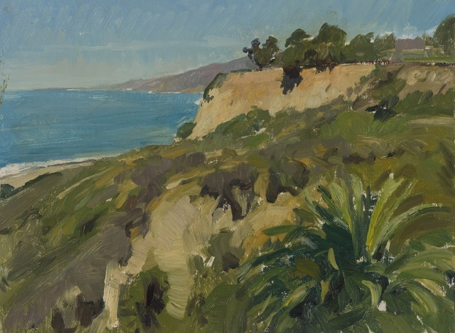 , 'Palisades #2,' 2015, Grenning Gallery