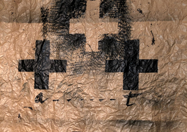 Antoni Tàpies, 'Untitled', 80', BRYSTOL'S