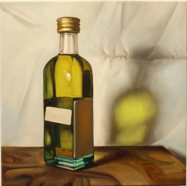 Margaret Morrison, 'Olio Tartufo', 2016, Painting, Oil on canvas, Woodward Gallery