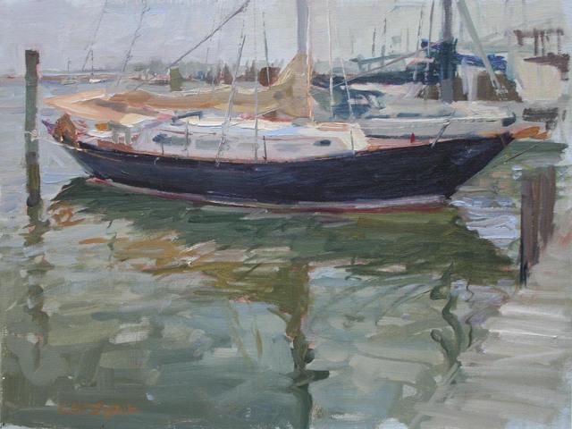, 'Sag Harbor, June,' 2016, Grenning Gallery