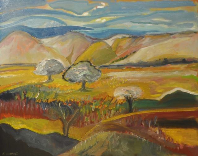, 'Passages 1531,' 2015, Gallery Jones