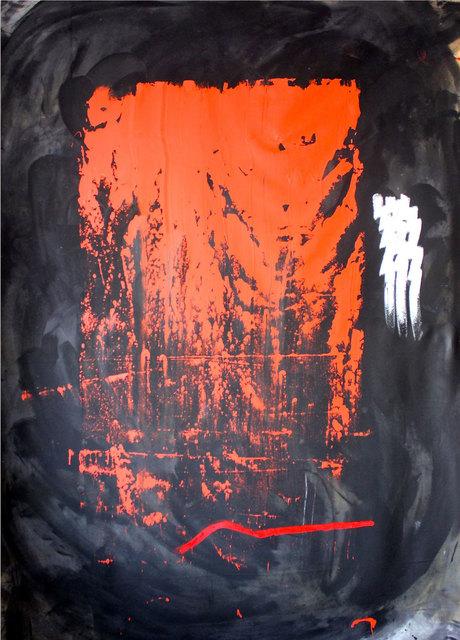 Firouz Farmanfarmaian, 'Totem IX', 2018, Salomon Arts Gallery
