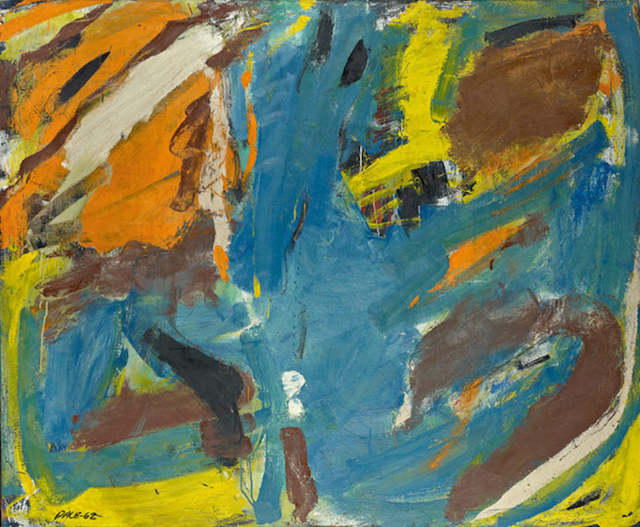 , 'Untitled (62-05),' 1962, Berry Campbell Gallery