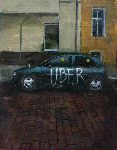 , 'Uber,' 2018, PDP Gallery