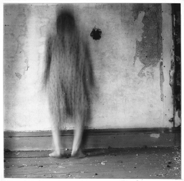 Francesca Woodman, 'Polka Dots. Providence, Rhode Island', 1976, Galerie Hubert Winter