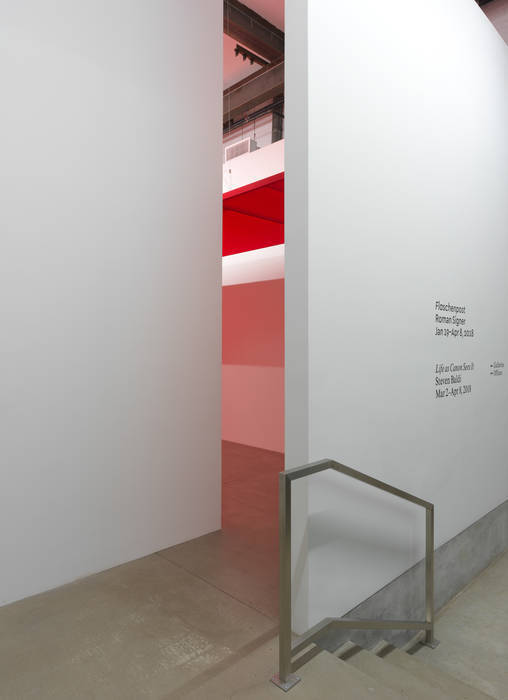 Life as Canon Sees It (installation view, Koenig & Clinton, Brooklyn)