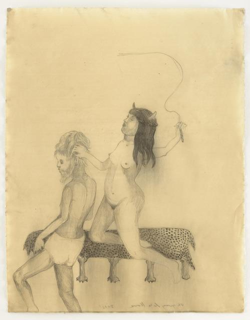 , 'Las Tentaciones de San Antonio ,' 2012, Wooson Gallery
