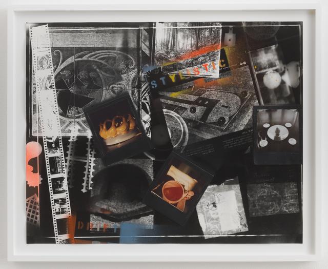 Thomas Barrow, 'Stylistic Drift ', 1988, Derek Eller Gallery