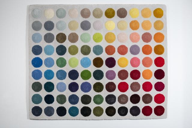 Catharina van de Ven, 'Luxuria 99 Perla', 2019, Textile Arts, 100% pure new wool, Priveekollektie Contemporary Art | Design