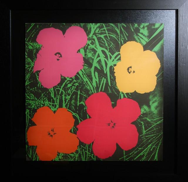 , 'Flower,' 1964, Verosa