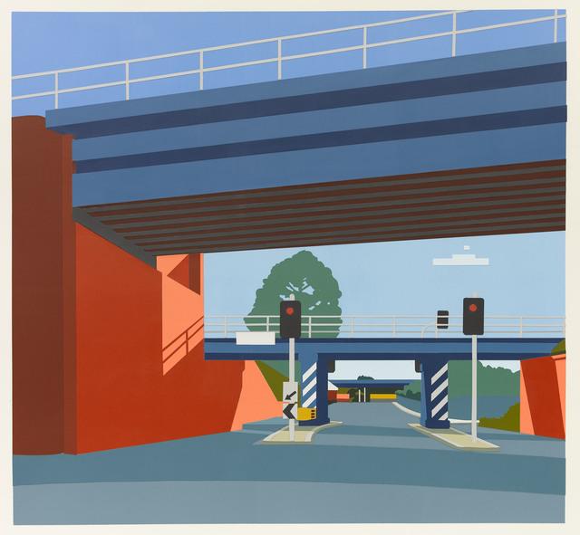 , 'Underpass 2,' 2015, Sullivan+Strumpf