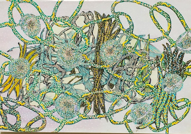 , 'Blooming Maze,' ca. 2006, The Michael Thomas Collection