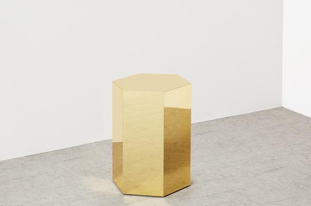 Slash Objects, 'Shiny Hex', 2017, Manfredi Style