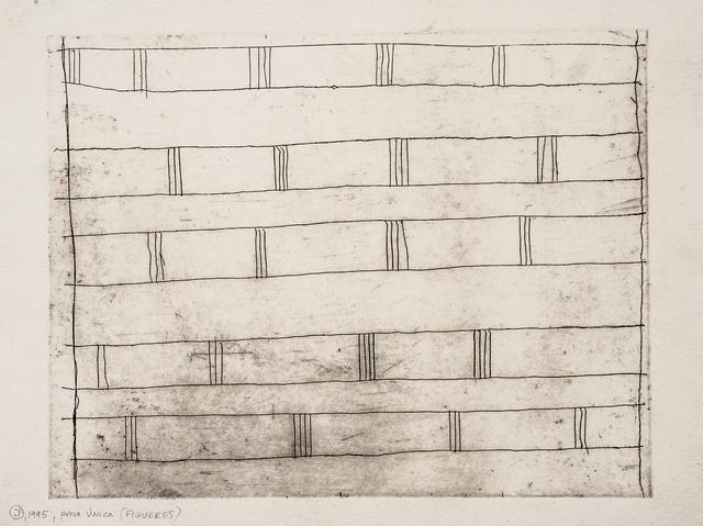 , 'Figueres,' 1995, Galeria Miguel Nabinho