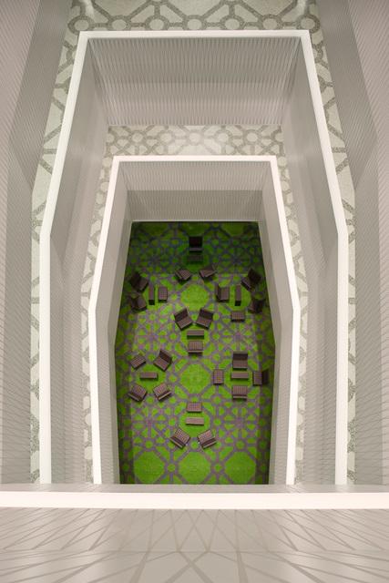 , 'Forschungslabor Novartis Campus Basel,' , Mario Mauroner Contemporary Art Salzburg-Vienna