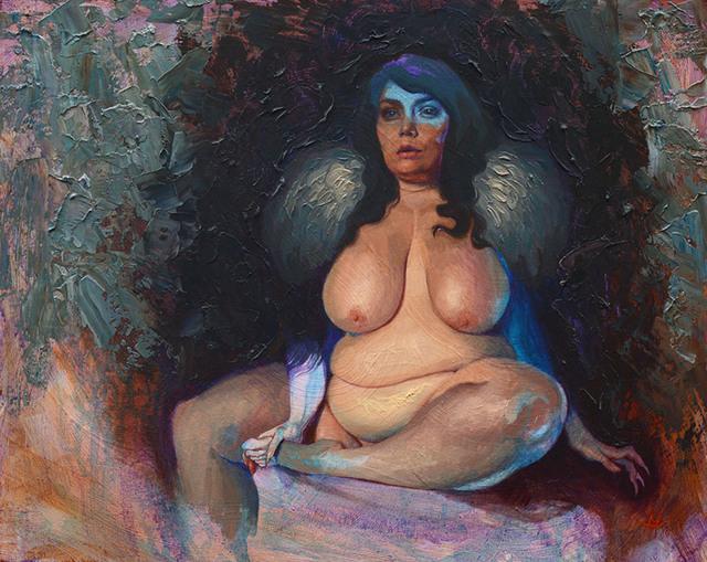 , 'Queen Faye,' 2017, Haven Gallery