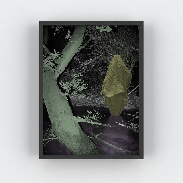 , 'Lake II 2006/2019 (Revisited),' 2019, Studios New Amerika