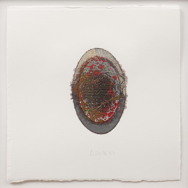, 'FRACTION ELLIPSE # 11,' 1997, Aaron Payne Fine Art