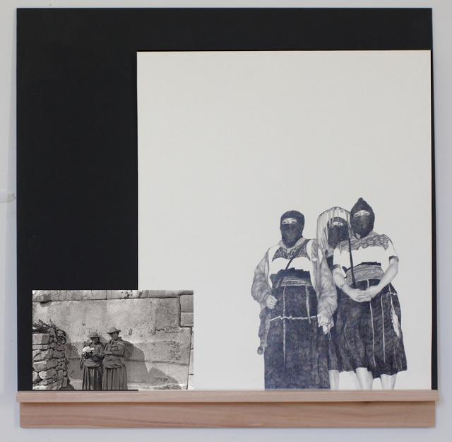 Adriana Bustos, 'Mujeres', 2018, Nora Fisch