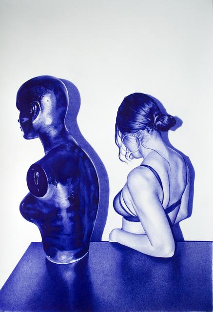 , 'Cuerpos,' 2017, Victor Lope Arte Contemporaneo