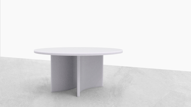 , 'Soap Round Table,' 2018, Etage Projects