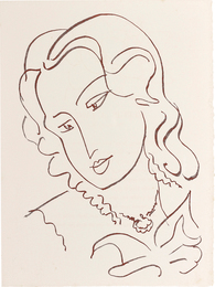 Henri Matisse, 'Florilège des amours de Ronsard (Anthology of Love, by Ronsard),' 1949, Phillips: Evening and Day Editions