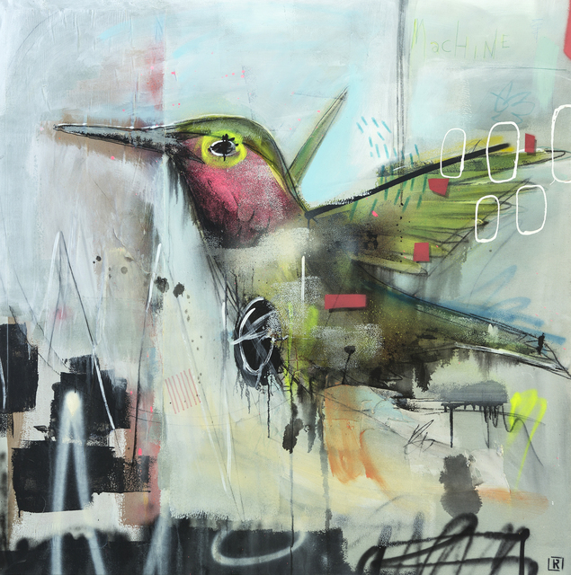 , 'Oiseau Mouche,' 2017, Galerie LeRoyer