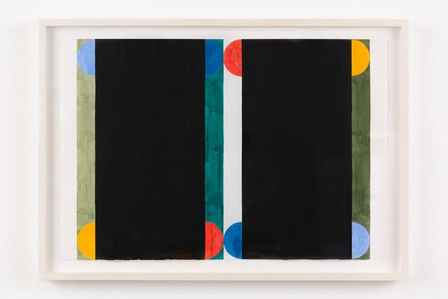 , 'Doric Rhythm 2,' 2018, David B. Smith Gallery