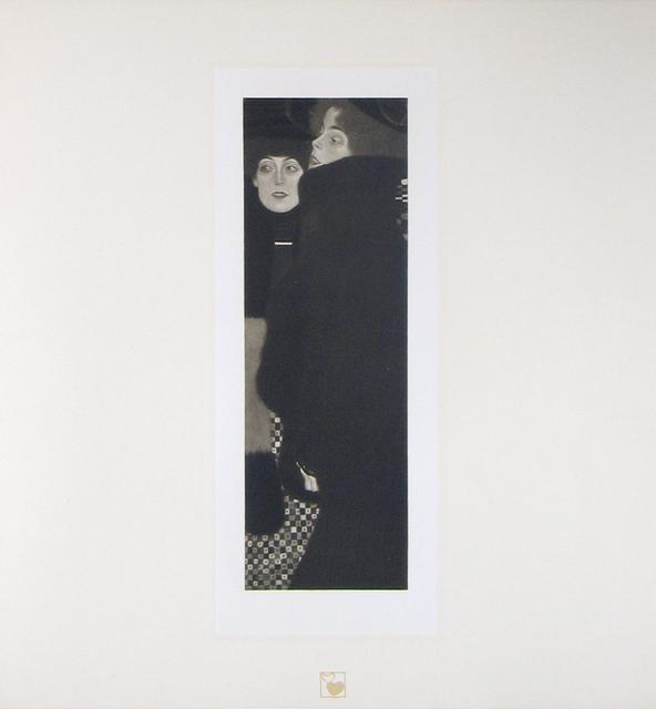 Gustav Klimt, 'Sisters [Das Werk Gustav Klimts]', 1914, Jason Jacques Gallery
