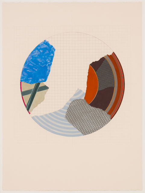 , 'The Rule of the Circle, The Rule of the Game 8,' 1985, Art Encounters Foundation