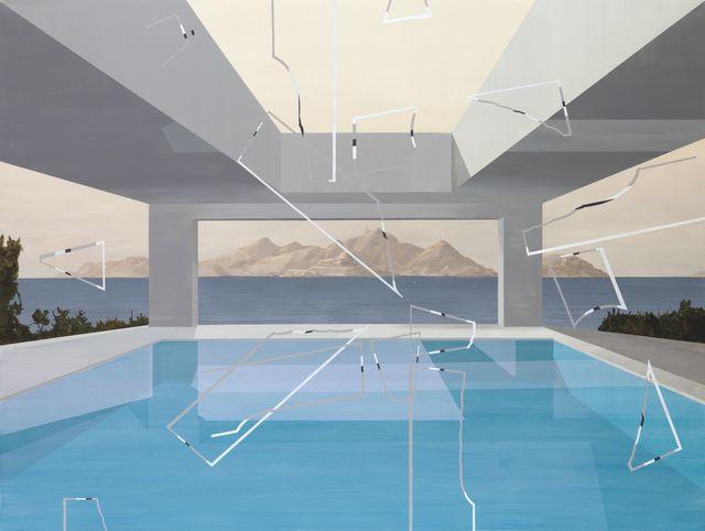 , 'Tender Glass,' 2017, Bryce Wolkowitz Gallery