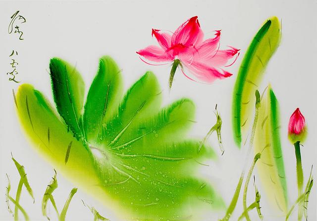 Chang Chieh 張杰, 'Lotus 2007 No. 1', 2007, Alisan Fine Arts