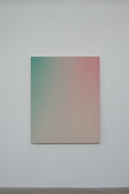 , 'Fade XXVI Light Viridian Rose,' 2014, Vigo Gallery