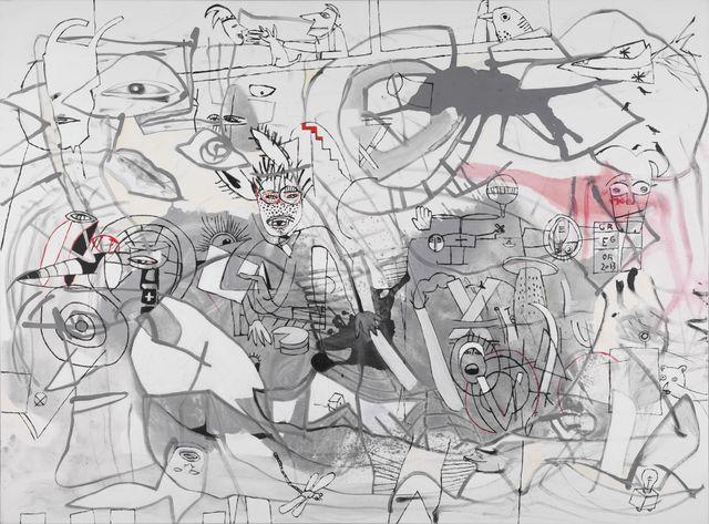 , 'Elementares,' 2013, GALERIE BENJAMIN ECK
