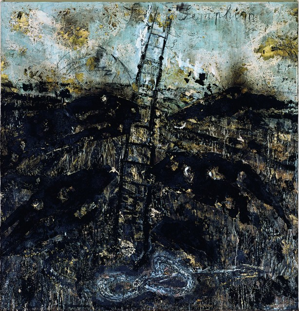 , 'Seraphim,' 1983-1984, Centre Pompidou