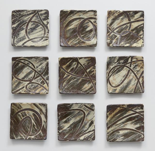 , 'Square Plates,' 2017, Jane Hartsook Gallery