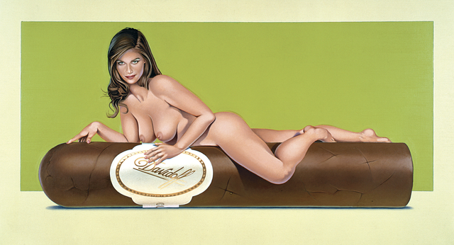 , 'Hav-A-Havana V,' 2002, Galerie Ernst Hilger