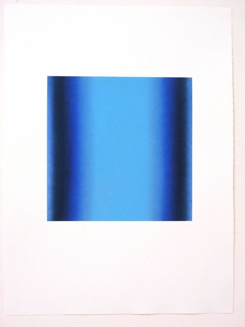 , 'Cool-Light Cerulean-Prussian, Interplay Series,' 2012, ACE Gallery