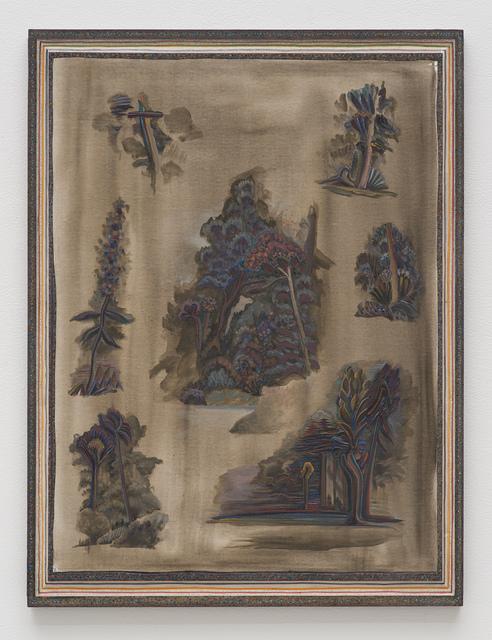 Zach Harris, 'Stereo Woods', 2013-2015, David Kordansky Gallery